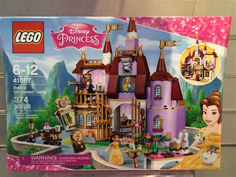 Ballroom Chandelier Lego Beauty And The Beast Belle S Enchanted Castle Set