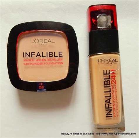 L Oreal Infallible Foundation l oreal infallible collection icannes 2016