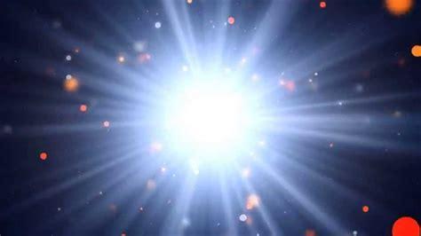 Light Blinding blinding light background