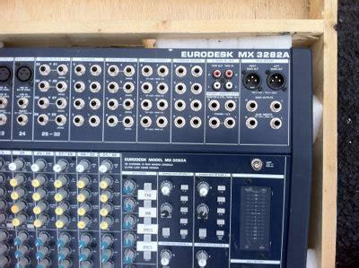 Mixer Behringer Mx3282 behringer mx3282 32 channel mixer for sale in ballina