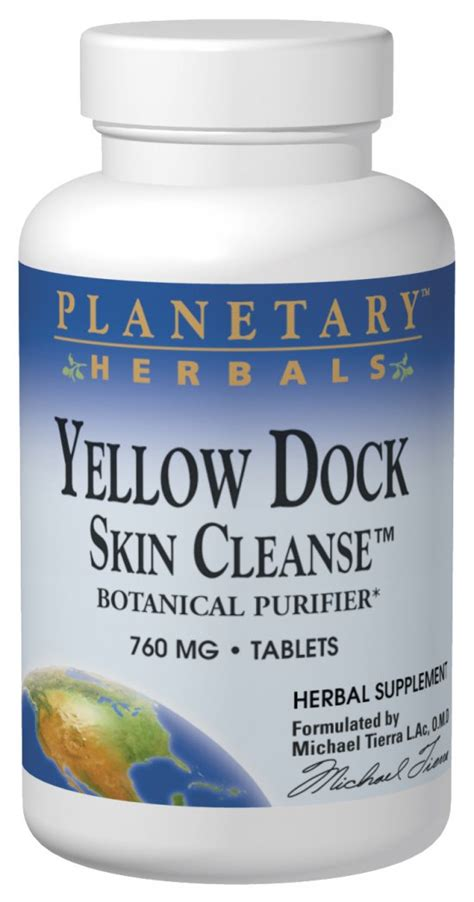 Yellow Root Detox by What Is The Herb Yellow Dock Root And How Does It Detox