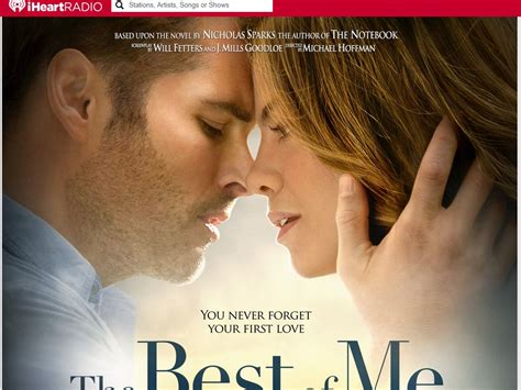 The Best Sweepstakes - iheartradio the best of me sweepstakes