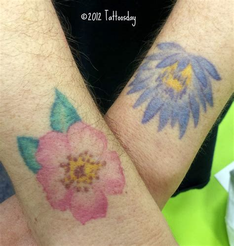 cherokee rose tattoo tattoosday a january 2012