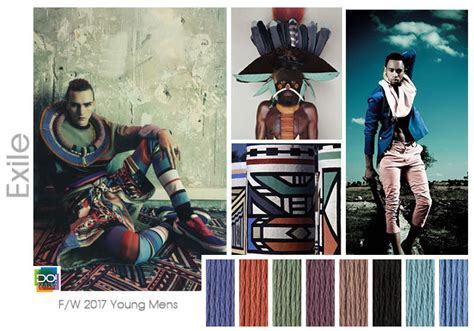 Calming Colours by Trends Fall Winter Color Trends Fw 2017 18 All Markets