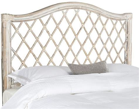 lattice headboard white grand sienna headboard
