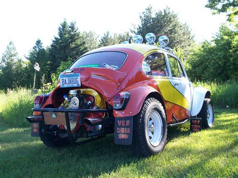 bug tri vw bug custom paint jobs this is a 1969 vw baja bug with