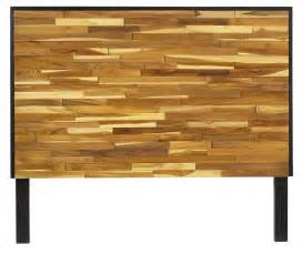 King Size Wood Headboard Padma S Plantation Reclaimed Wood Headboard For King Size Live Well Stores