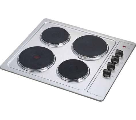 Household Gadgets by Buy Essentials Csphobx15 Electric Solid Plate Hob