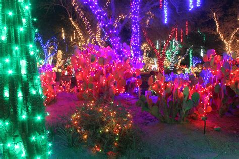 magic lights of fontana calendar ethel m chocolates cactus garden