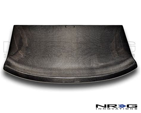 S13 Carbon Fiber Interior by Nrg Innovations Nrg Carb Il500 Carbon Fiber Deck Lid