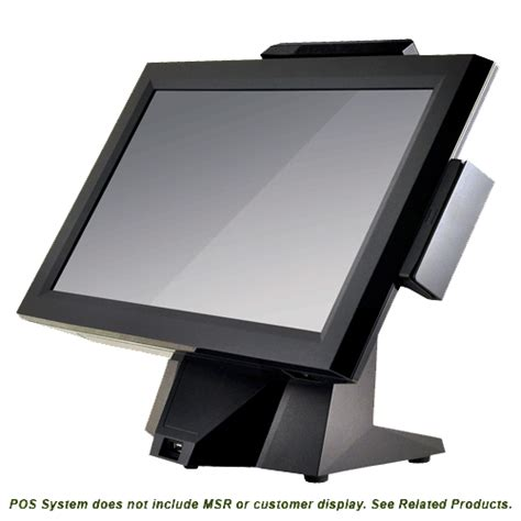 Element Touch L by Element 315 14 Quot All In One Pos Touch Terminal Win7 Pos
