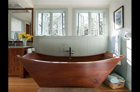what are bathtubs made of wooden bathtubs luxury wood tubs our portfolio