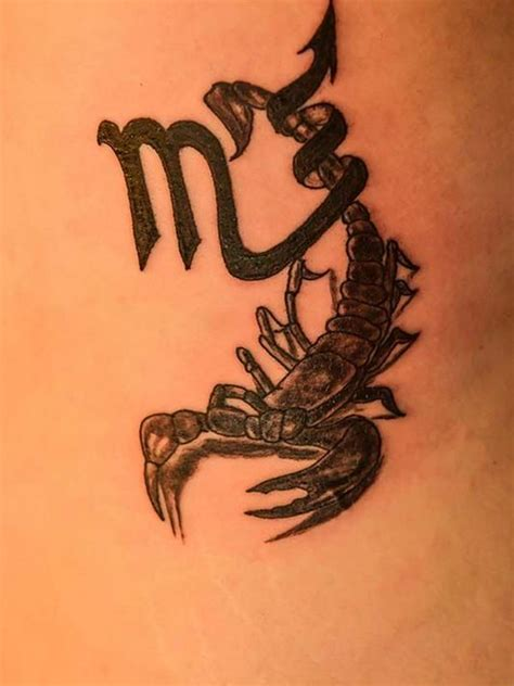 small scorpion tattoos 55 best scorpion tattoos