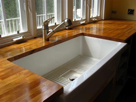 Kitchen Tops Modern Kitchen Countertop And Sink Homydesigns Com