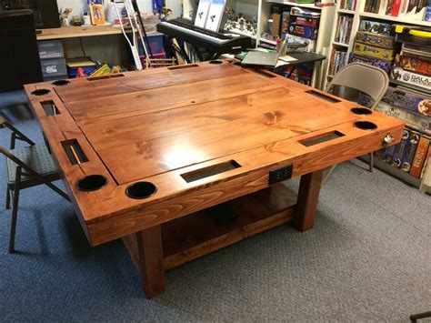 Gaming Table by Diy Gaming Table For 150