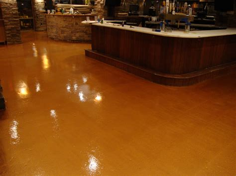 Floor Coatings by Garage And Shop Floor Coating In Springdale Rogers And
