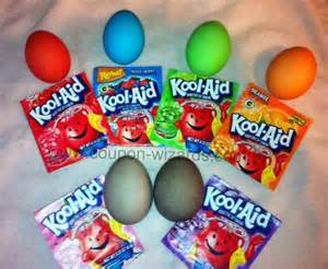 coloring eggs with kool aid kool aid easter eggs a brown hairs