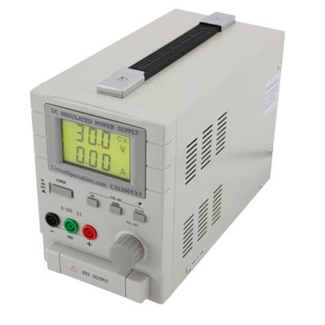 high voltage bench power supply 0 30vdc 0 5a 5vdc 1a dual output bench power supply