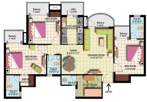 city floor plan amrapali silicon city noida 8800496210 amrapali