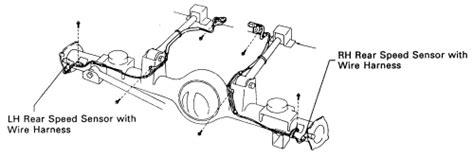 repair anti lock braking 1998 toyota camry electronic valve timing repair guides 4 wheel anti lock brake system speed sensor autozone com