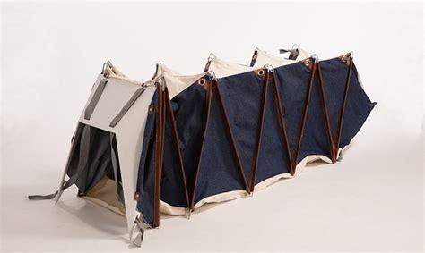 Tenda Jadi Backpack Ini Bisa Berubah Jadi Tenda Cukup Ajaib