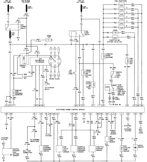 1990 Dodge Ramcharger Wiring Diagram Wiring Diagram