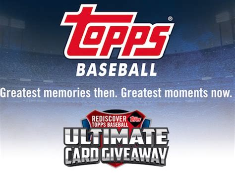 2017 topps rediscover ultimate card giveaway buybacks odds rarity - Topps Ultimate Giveaway