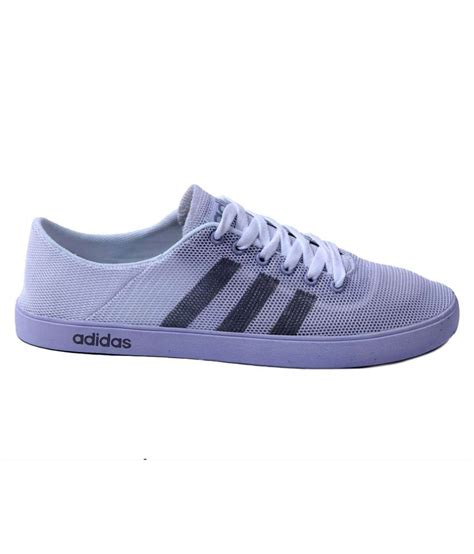 adidas neo white casual shoes buy adidas neo white casual shoes at best prices in india