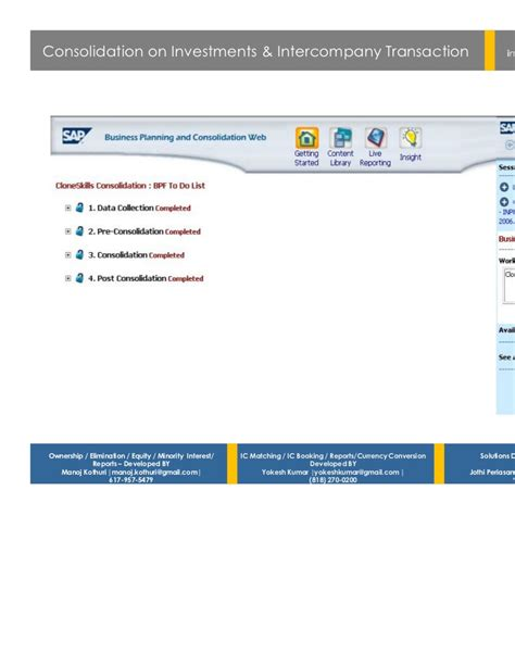 sap bpc resume sles resume math tutor sle sap bpc consolidation resume send