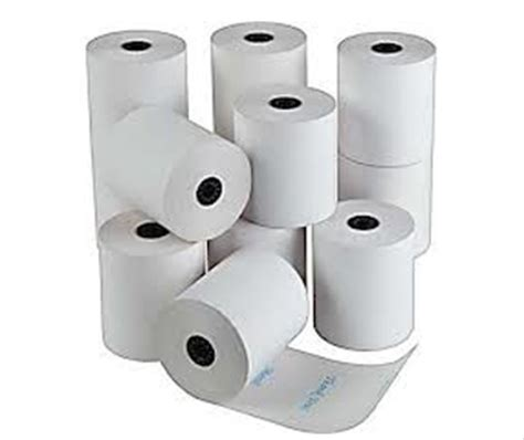 How To Make Thermal Paper - tsi thermal carbonless paper rolls printer ribbons