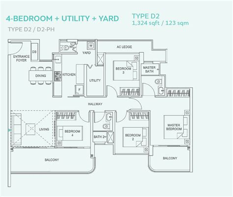 hup floor plan hup floor plan hundred palms residences ec floor plans
