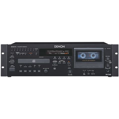 cd cassette player combo denon dn t625 cd cassette combo