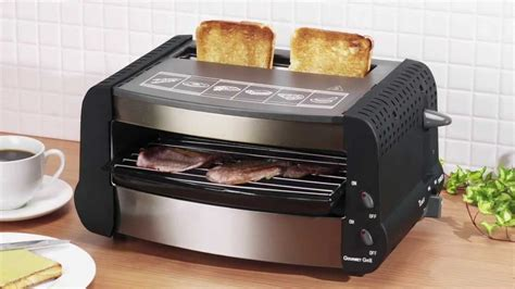 Next Toaster Grill Toaster And Snack Maker Youtube