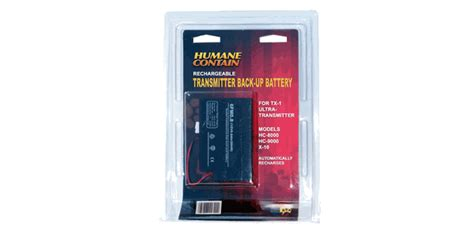 rechargeable transmitter   battery  pack case