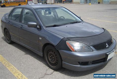 2006 mitsubishi lancer for sale in canada