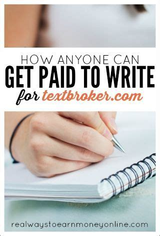 Reviews Paid Writing by How Anyone Can Get Paid To Write For Textbroker