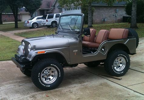1970s jeep wagoneer for sale 1970 jeep cj 5 information and photos momentcar