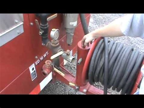 sullair cfm air compressor john deere diesel hose reel