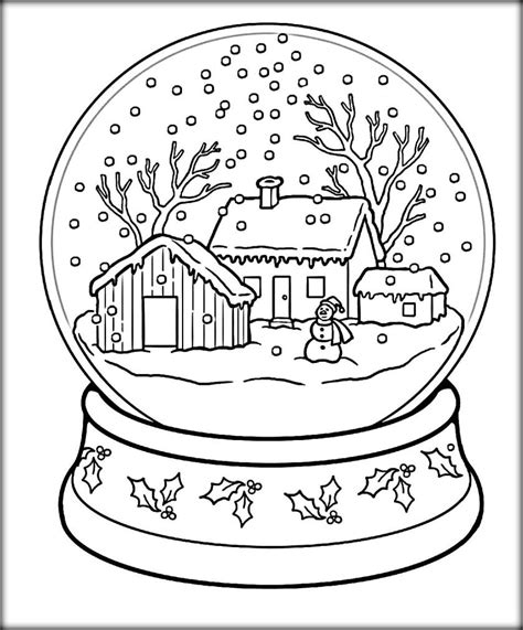 winter coloring pictures cool winter coloring pages for kindergarten color zini