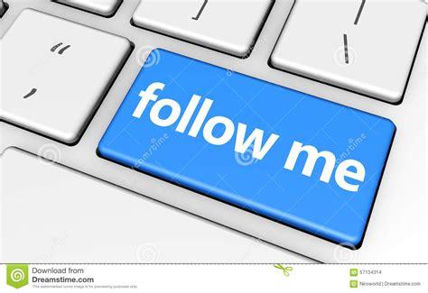 Me Me Me Signed - follow me sign concept stock illustration image 57134314