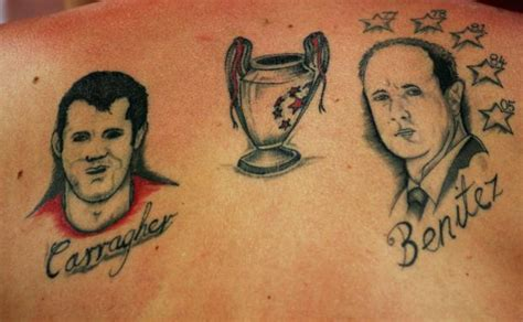 shitty tattoos football ink 16 of the worst fan tattoos who