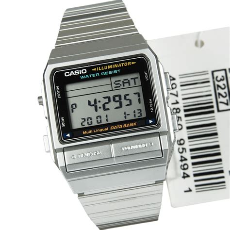 Casio Databank Db 380 1 casio data bank digital db 380 1 db380