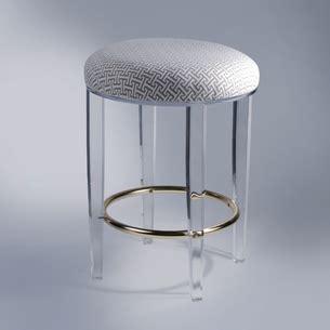 chelsea bar stool round chelsea bar stool plexi craft signature collection