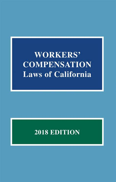 Workers Compensation Search California Workers Compensation Laws Of California Lexisnexis Store