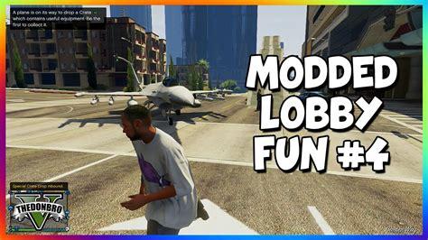 mod gta 5 lobby gta 5 online custom map mod modded lobby fun