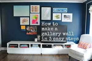 Gallery Wall How To | 1000 images about gallery wall on pinterest galleries