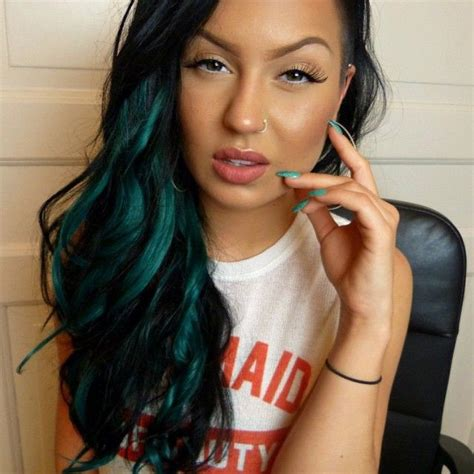 bellami hair how to order ombre hair antonia rocking her bellami off black teal ombre kylie