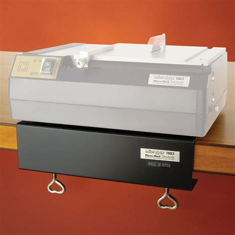 Bracket Senter Sepeda Mount Braket Lu Laser S Limited easy mount bench bracket for microlux 174 saws