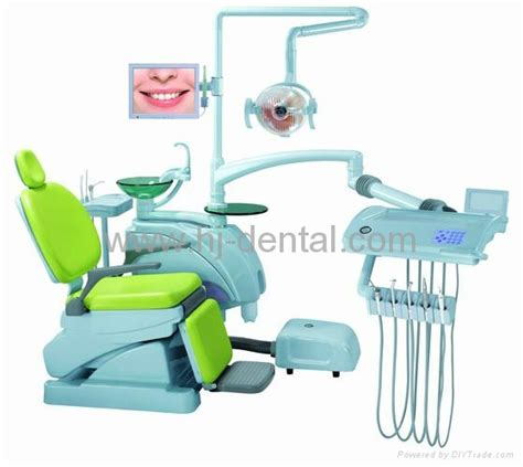 dental chair with spare parts china manufacturer