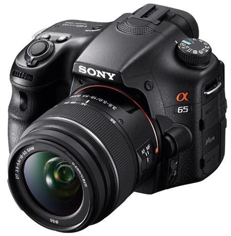 Kamera Sony Slt A65 sonys mittelklasse neu definiert alpha 77 und alpha 65